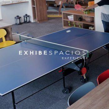 Cuarto de juegos, o sala de juegos reforma piso Barcelona