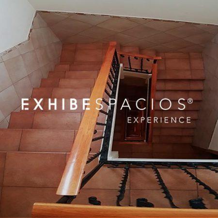 rehabilitación de escaleras en comunidad de vecinos en Barcelona