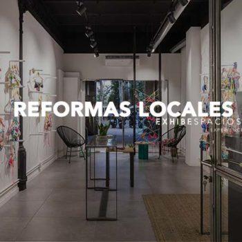 PRESUPUESTO DE REFORMAS EN BARCELONA DE LOCALES COMERCIALES