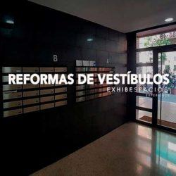 PRESUPUESTO DE REFORMAS EN BARCELONA VESTÍBULOS