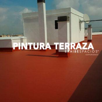 EMPRESA DE PINTORES DE COMUNIDADES EN BARCELONA TERRAZAS PRESUPUESTO de pintura en Barcelona de TERRAZA, impermeabilización y pintura de paredes