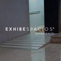 REFORMA DE VESTÍBULO EN BARCELONA rampa portal de comunidad de vecinos