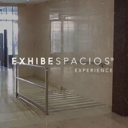 REFORMAS DE VESTÍBULOS EN BARCELONA montaje pasamanos, buzones y puertas