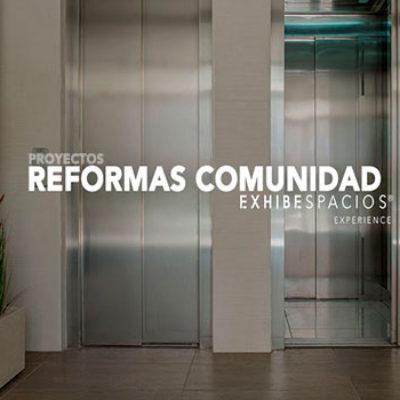 proyectos de reformas de comunidades en Barcelona