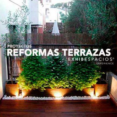 proyectos de reformas de terrazas en Barcelona