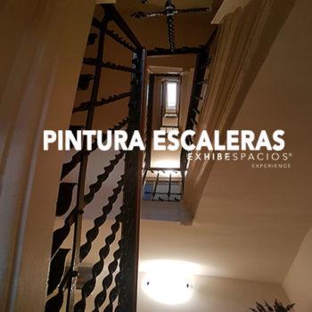 EMPRESA DEPINTORES EN BARCELONA Pintar escalera en comunidad de vecinos en Barcelona. EMPRESA DE PINTORES DE COMUNIDADES Y ESCALERAS EN BARCELONA