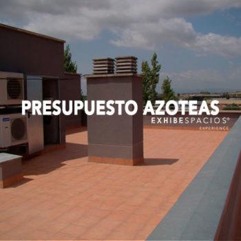 PRESUPUESTO DE IMPERMEABILIZACIÓN DE AZOTEAS EN BARCELONA TERRAZAS Y CUBIERTAS