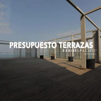 PRESUPUESTO DE IMPERMEABILIZACIÓN DE TARIMA FLOTANTE EN BARCELONA TERRAZAS Y AZOTEAS