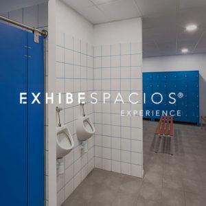 REFORMA DE GIMNASIO EN BARCELONA, polideportivos, Crossfit y Salas polivalentes en Barcelona vestuario