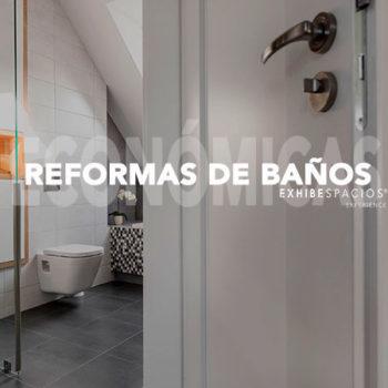 REFORMAS BARATAS EN BARCELONA DE BAÑOS