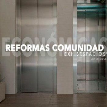 REFORMAS BARATAS EN BARCELONA DE COMUNIDADES Y ECONÓMICAS Y LOW COST;