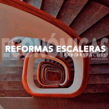 REFORMAS BARATAS EN BARCELONA DE ESCALERAS COMUNITARIAS ECONÓMICAS, LOW COST