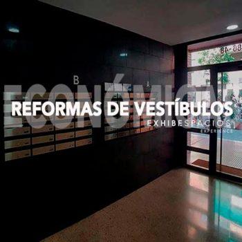 REFORMAS BARATAS EN BARCELONA DE VESTÍBULOS ECONÓMICAS Y LOW COST