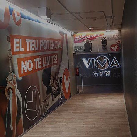 REFORMAS DE GIMNASIOS EN BARCELONA, polideportivos, Crossfit y Salas polivalentes en Barcelona GYM;