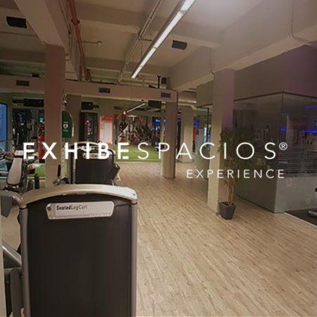 REFORMAS DE GIMNASIOS EN BARCELONA, polideportivos, Crossfit y Salas polivalentes en Barcelona sala pesas