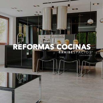 REFORMAS PISOS EN BARCELONA, REFORMAS DE COCINAS EN BARCELONA DE VIVIENDAS GRANDES Y PEQUEÑAS;
