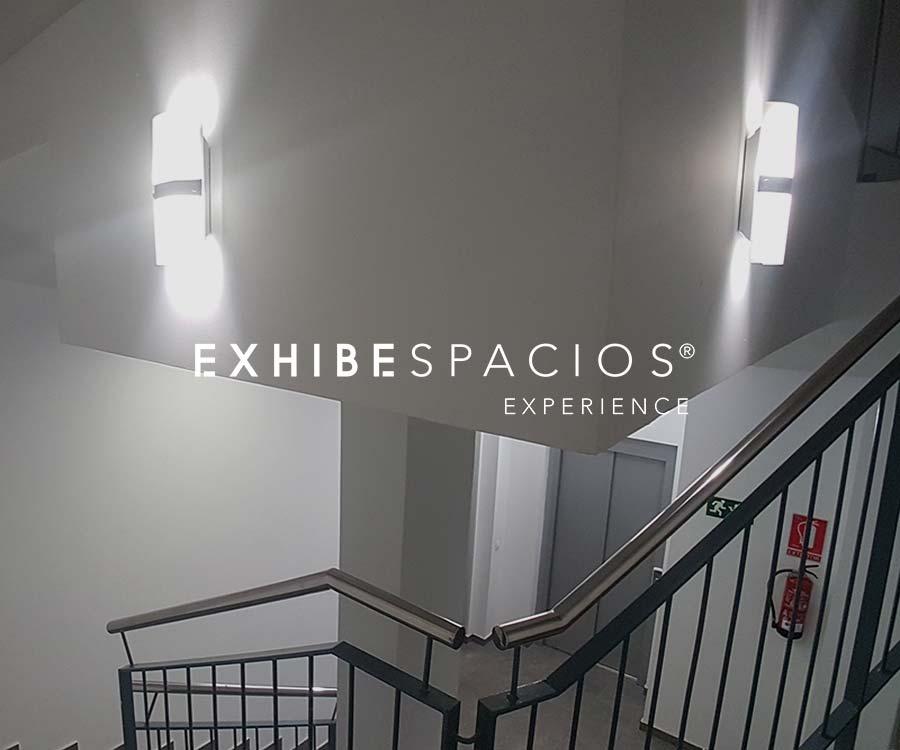 instalación eléctrica escalera y comunidad de propietarios en Barcelona