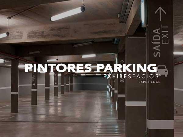 MPRESA DEPINTORES EN BARCELONA DE PARKING pintura industrial, de los edificios, comunidades de propietarios, de fachadas, en patios, de terrados, de parkings, en colegios, de la viviendas;