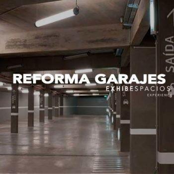 EMPRESA DE REFORMAS DE GARAJES Y PARKING GRANDES Y PEQUEÑOS EN BARCELONA