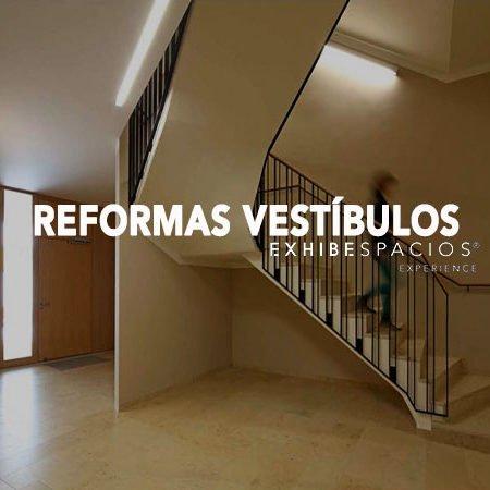 EMPRESA REFORMAS DE COMUNIDADES DE VECINOS EN BARCELONA DE VESTÍBULOS DE PORTALES Y DE ENTRADAS COMUNITARIAS