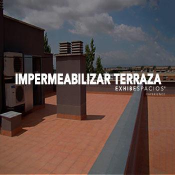 IMPERMEABILIZACIÓN DE TERRAZA EN BARCELONA REFORMAS Y REHABILITACIÓN DE INTEGRALES DE TERRAZAS Impermeabilización y reformas de cubiertas en Barcelona e impermeabilizar goteras humedades y filtraciones