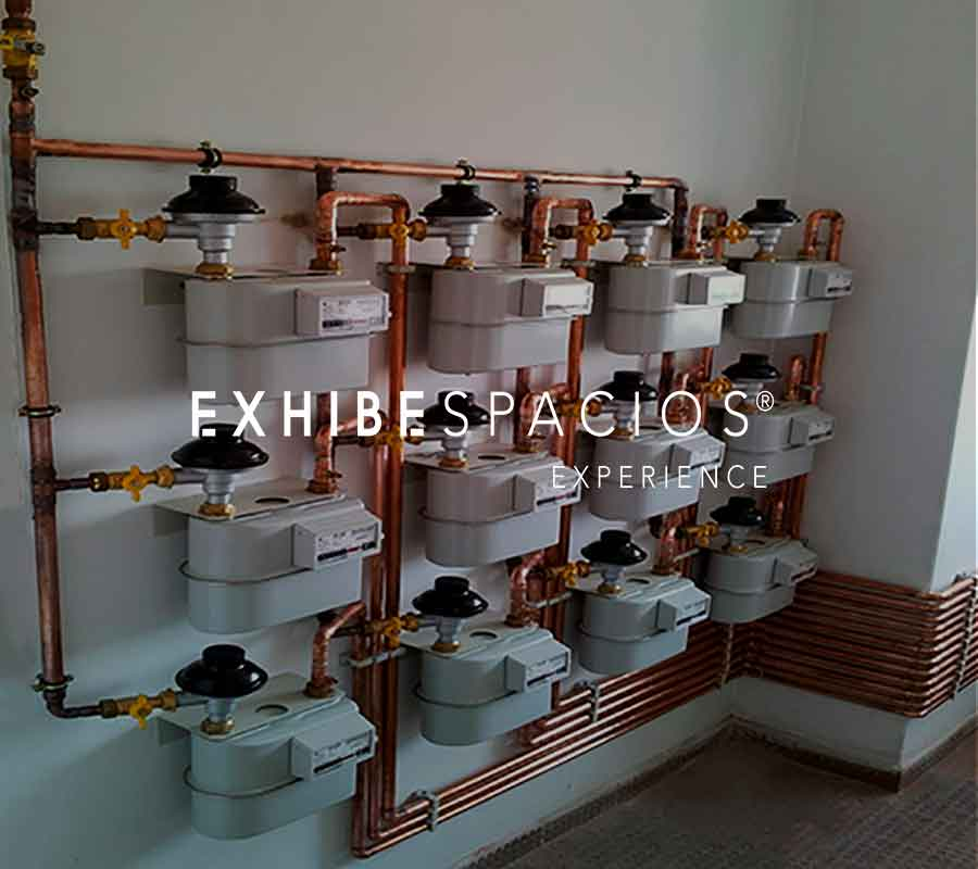 INSTALACIONES DE GAS EN COMUNIDADES DE VECINOS EN BARCELONA contadores centralizados