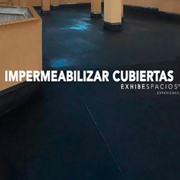 Impermeabilización y reformas de cubiertas en Barcelona e impermeabilizar goteras humedades y filtraciones