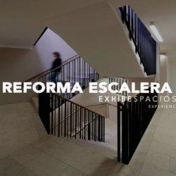 REFORMA ESCALERA DE VECINOS Y COMUNITARIA EN BARCELONA