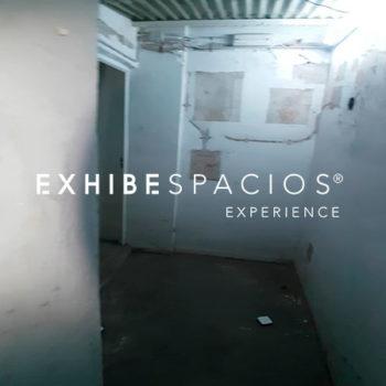 EMPRESA DE PINTORES Pintar sotanos edificios en Barcelona PRESUPUESTO DE PINTURA EXHIBESPACIOS Ronda Sant Antoni;