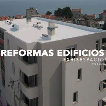 Empresa de reformas de edificios en Barcelona rehabilitación de fachadas restauración de patios de luces y reformar y pintar exterior de edificios