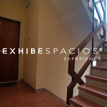 PINTAR escalera de vecinos en Barcelona PRESUPUESTO EXHIBESPACIOS; Ronda Sant Antoni;
