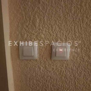 instalación eléctrica en comunidades de vecinos en Barcelona pulsadores de escaleras