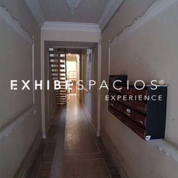presupuesto de reforma de comunidad en vestíbulo de y de pintura y reforma de escalera en Barcelona