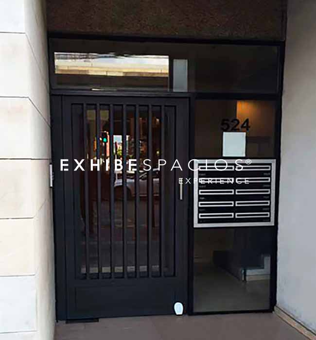 12 puertas de entrada para comunidades barcelona ex - Puertas madera barcelona ...