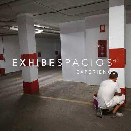 PINTORES DE PARKING EN BARCELONA Y GARAJES PARTICULARES, sueleos, lineas, techos y paredes en la provincia de BARCELONA edificios comerciales y de oficinas;