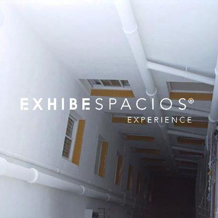 Rehabilitación de patios interiores en Barcelona y reforma patio de luces