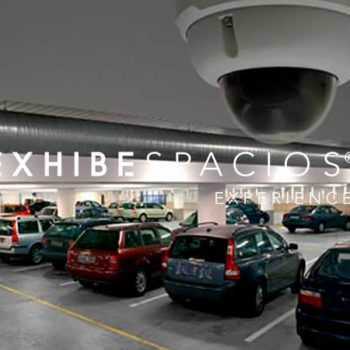 instalación de cámaras de VIGILANCIA en PARKING comunitario y edificios en Barcelona