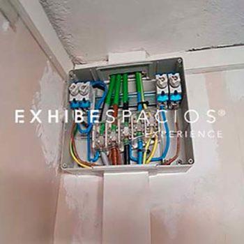 obras y reformas de edificios en Barcelona reforma instalación eléctrica