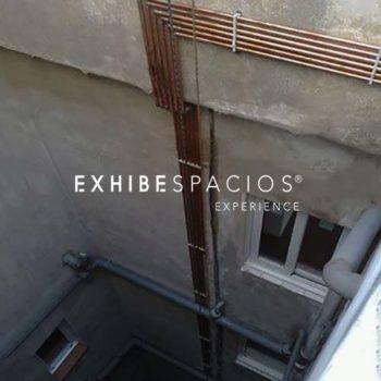 obras y reformas de edificios en Barcelona reforma instalación montantes AGUA