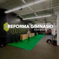 EMPRESA DE REFORMAS INTEGRALES DE GIMNASIOS, OFICINAS, COMERCIOS, LOCALES