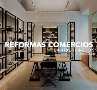 EMPRESA DE REFORMAS INTEGRALES DE COMERCIOS, LOCALES Y OFICINAS EN BARCELONA