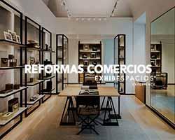 EMPRESA DE REFORMA INTEGRAL DE COMERCIOS, LOCALES Y OFICINAS EN BARCELONA
