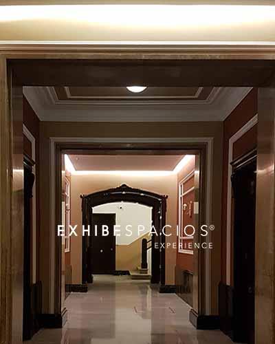 diseño de interiores y reforma de vestíbulos y pintar en Barcelona